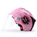 ieftine Părți Motociclete & ATV-YEMA Cască Deschisă Adulți Unisex Motociclete Casca Anti-UV / Respirabil