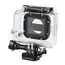 levne barvé náčiní a vývrtky-3 pcs ochranný obal Voděodolný kryt Voděodolné Pro Akční kamera Gopro 3 Plastický ABS