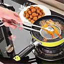 hesapli Pişirme Aletleri ve Kap-Kacaklar-Mutfak aletleri Paslanmaz Çelik Yenilikçi Süzgeç 1pc