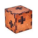 levne Puzzle-Dřevěné puzzle Hlavolamy Luban Lock Test IQ Dřevěný Unisex Chlapecké Dívčí Hračky Dárek