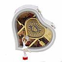preiswerte Körperschmuck-Spieluhr Herz Klassisch Rotierend Erwachsene Kinder Geschenk Unisex Geschenk