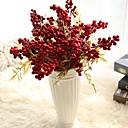 tanie Akcesoria do domu i dla zwierząt-Sztuczne Kwiaty 1 Gałąź Fason europejski Rośliny Bukiety na stół
