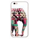 رخيصةأون خزانة غرفة النوم و المعيشة-غطاء من أجل Apple iPhone X / iPhone 8 Plus / iPhone 8 نحيف جداً / نموذج غطاء خلفي حيوان / فيل ناعم TPU
