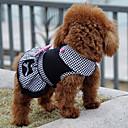 preiswerte LED-Scheinwerfer-Hund Kleider Hundekleidung Prinzessin Schwarz Baumwolle Kostüm Für Haustiere Herrn Damen Klassisch Niedlich Lässig/Alltäglich Urlaub