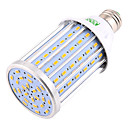 abordables Luces LED de Doble Pin-YWXLIGHT® 1pc 35W 3400-3500lm E26 / E27 Bombillas LED de Mazorca T 108 Cuentas LED SMD 5730 Decorativa Luz LED Blanco Cálido Blanco