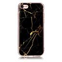 Недорогие Кейсы для iPhone-Кейс для Назначение Apple iPhone 7 Plus iPhone 7 IMD Кейс на заднюю панель Мрамор Мягкий ТПУ для iPhone 7 Plus iPhone 7 iPhone 6s Plus
