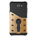 cheap Cases / Covers for Sony-Case For Samsung Galaxy J7 Prime J5 Prime Shockproof with Stand Back Cover Armor Hard PC for On7(2016) On5(2016) J7 Prime J7 (2016) J7 J5
