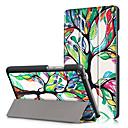 ieftine Carcase Tabletă-Maska Pentru Huawei Huawei MediaPad T3 8.0 Carcasă Telefon / Cazuri pentru tablete Greu PU piele