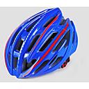 hesapli Şişeler ve Şişe Kılıfları-Bisiklet kaskı N / A Delikler Hafif, Ayarlanabilir Ölçü Spor Dalları Yol Bisikletçiliği / Dağ Bisikleti - Beyaz / Gök Mavisi / Kırmzı