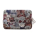 abordables Etuis / Coques pour Nokia-Manche Animal Textile pour MacBook Pro 15 pouces