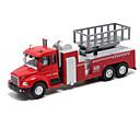 رخيصةأون ألعاب السيارات-سيارة الإطفاء لعبة الشاحنات ومركبات البناء لعبة سيارات سيارات الصب للأطفال للجنسين للصبيان للفتيات ألعاب هدية