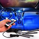 preiswerte Wasserhähne-Auto Lichter LED Streifen Neon Lampe dekorative Atmosphäre Lichter Auto Innenbeleuchtung