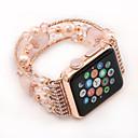 hesapli Fırın Araçları ve Gereçleri-Watch Band için Apple Watch Series 3 / 2 / 1 Apple Takı Tasarımları Seramik Bilek Askısı