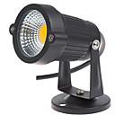 ieftine Proiectoare LED-1 buc 3 W Proiectoare LED / Lumini de gazon Rezistent la apă / Decorativ Alb Cald / Alb Rece 12 V / 85-265 V Lumina Exterior / Curte / Grădină 1 LED-uri de margele