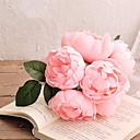 Χαμηλού Κόστους Λαμπτήρες LED με νήμα πυράκτωσης-Ψεύτικα λουλούδια 1 Κλαδί Σύγχρονο Μοντέρνα Φυτά Λουλούδι για Τραπέζι