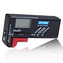 رخيصةأون أجهزة القياس الرقمية & أجهزة قياس الذبذبات-بطارية قابلة للشحن زو-168d آا آ 1.5 فولت / 9 فولت زر البطارية