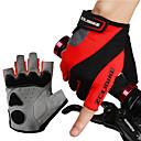 Недорогие Кейсы для iPhone-Спортивные перчатки Универсальные Перчатки для велосипедистов Весна Лето Велоперчатки Пригодно для носки Дышащий Защитный Впитывает пот и