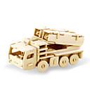رخيصةأون Nokia أغطية / كفرات-لعبة سيارات قطع تركيب3D تركيب ديناصور دبابة طيارة الحيوانات اصنع بنفسك خشبي كلاسيكي للأطفال للجنسين ألعاب هدية