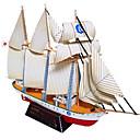 رخيصةأون أجهزة تنقية الهواء للسيارات-قطع تركيب3D نموذج الورق سفينة اصنع بنفسك ورق صلب للأطفال للجنسين ألعاب هدية