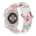 hesapli Tablet Kılıfları-Watch Band için Apple Watch Series 3 / 2 / 1 Apple Klasik Toka Gerçek Deri Bilek Askısı