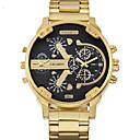 ieftine Accesorii Ceasuri-WEIDE Bărbați Quartz Ceas de Mână Japoneză / Oțel inoxidabil Bandă Casual Auriu
