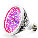 cheap Grow Lights-1pc 12 W 2500-3200LM E26 / E27 Growing Light Bulb 78 LED Beads SMD 5730 White / Red / Blue 85-265 V / 1 pc / RoHS / FCC