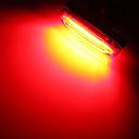 رخيصةأون مصدات الدراجة-LED اضواء الدراجة أضواء نهاية شريط ضوء الدراجة الخلفي أضواء السلامة - دراجة جبلية ركوب الدراجة ضد الماء محمول قابلة لإعادة الشحن الليثيوم USB 50 lm البطارية Camping / Hiking / Caving Everyday Use أخضر