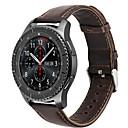 tanie Etui / Pokrowce do Huawei-Watch Band na Gear S3 Classic Samsung Galaxy Bransoletka skórzana Skóra Opaska na nadgarstek