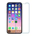 abordables Protections Ecran pour iPhone X-Protecteur d'écran pour Apple iPhone X Verre Trempé 1 pièce Ecran de Protection Avant Haute Définition (HD) / Dureté 9H / Coin Arrondi 2.5D