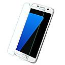 abordables Ecouteurs & Casques Audio-Protecteur d'écran pour Samsung Galaxy S7 Verre Trempé 1 pièce Ecran de Protection Avant Haute Définition (HD) / Dureté 9H / Coin Arrondi 2.5D