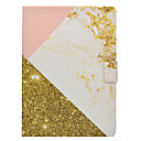 cheap iPhone Cases-Case For Apple Card Holder / with Stand / Flip Full Body Cases Marble Hard PU Leather for iPad Air / iPad 4/3/2 / iPad Mini 3/2/1 / iPad Pro 10.5 / iPad (2017)