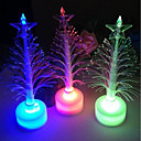 cheap Home Decoration-LED Battery Power lamp 7 Colour changing Night Light Desk Table Top Christmas Tree Decoration Festive Party