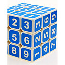Недорогие Кубики-головоломки-Волшебный куб IQ куб 3*3*3 Спидкуб Кубики-головоломки Устройства для снятия стресса головоломка Куб Классический Соревнование Fun & Whimsical Детские Взрослые Игрушки Универсальные Подарок