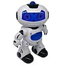 hesapli Köpek Giyim ve Aksesuarları-RC Robotu Kids 'Elektronik ABS Uzaktan Kontrol Eğlence Klasik