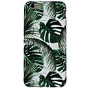 baratos Capinhas para iPhone-Capinha Para Apple iPhone X / iPhone 8 Estampada Capa traseira Árvore Macia TPU para iPhone 8 Plus / iPhone 8 / iPhone SE / 5s