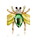 cheap Brooches-Women's Synthetic Diamond Brooches - Rhinestone Animal Brooch Rainbow For Party / Stage