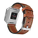 cheap iPhone Cases-Watch Band for Fitbit ionic Fitbit Sport Band Genuine Leather Wrist Strap