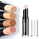 cheap Makeup & Nail Care-4 Concealer/Contour Highlighters/Bronzers Dry Matte Whitening Wrinkle Reduction Moisturizing Concealer Natural Brightening Daily