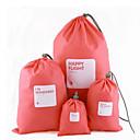 Недорогие Организация спальни и гостиной-пластик Оригинальные Многофункциональные Главная организация, 4 Мешки для хранения