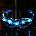저렴한 LED 콘 조명-1개 LED 밤 빛 레드 블루 그린 배터리 장식