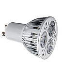 cheap LED Spotlights-HRY 1pc 9 W 600 lm GU10 LED Spotlight 3 LED Beads High Power LED Decorative Warm White / Cold White 85-265 V / 1 pc / RoHS