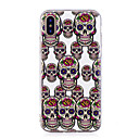 cheap iPhone Cases-Case For Apple iPhone X / iPhone 8 Plus Glow in the Dark / IMD / Pattern Back Cover Skull Soft TPU for iPhone X / iPhone 8 Plus / iPhone 8