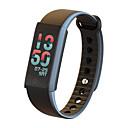 tanie Inteligentne światła-Inteligentne Bransoletka Y03S for iOS / Android Pomiar ciśnienia krwi / Krokomierze / Spalone kalorie / Obsługa multimediów / Śledzenie odległości / Informacje / Obsługa wiadomości Krokomierz