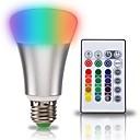 저렴한 Fitbit 밴드 시계-KWB 1 세트 10W 900lm E27 LED 스마트 전구 A70 1 LED 비즈 COB 2 in 1 RGB + 웜 85-265V
