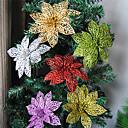 preiswerte Innendekoration-10 Stück Weihnachten WeihnachtsschmuckForUrlaubsdekoration 10*10*1
