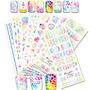voordelige Make-up & Nagelverzorging-12pcs/set Nail Decals / Nail Art doe-het-zelfgereedschap Accessoire Wateroverdracht Sticker / Nagel sticker Stickers / Nail Art Design