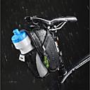 preiswerte Zubehör für GoPro-ROCKBROS Fahrrad-Sattel-Beutel tragbar, Einfach zu installieren Fahrradtasche Kohlefaser Tasche für das Rad Fahrradtasche Radsport Radsport / Fahhrad / Wasserdichter Verschluß