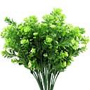 tanie Dekoracyjne naklejki-Sztuczne Kwiaty 2 Gałąź Pasterski Styl Hortensje Bukiety na stół