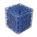 Недорогие Другие украшения-Мячи Лабиринт 3D куб-головоломка ABS Детские Взрослые Универсальные Мальчики Девочки Игрушки Подарок