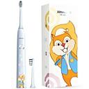 hesapli Xbox 360 Aksesuarları-ximalong çocuk baskısı akıllı sondaj elektrikli diş fırçası sonik sensör titreşen diş fırçası bebek sonik elektrikli diş fırçası yumuşak